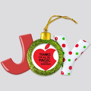 apple2 Joy Ornament