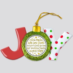 GOOD FRIENDS Joy Ornament