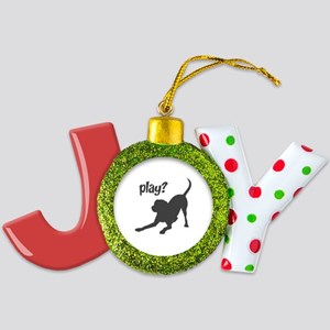 play3 Joy Ornament