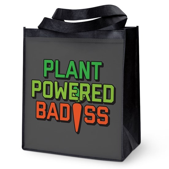Plant Powered Badass