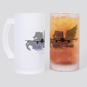 kc46 Frosted Stein