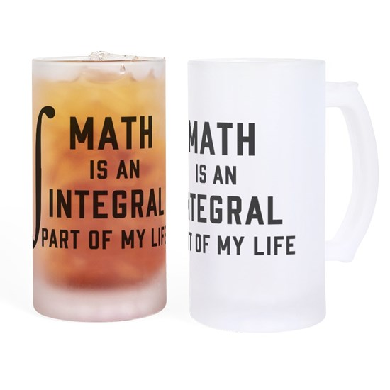 Math Is An Integral Part Of My Life