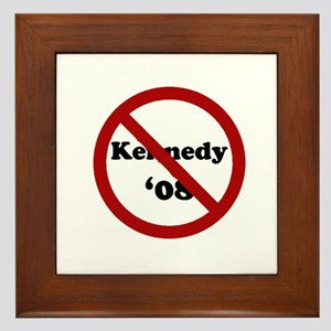 Anti-Kennedy Framed Tile
