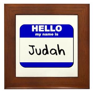King Jotham Judah Wall Art - CafePress
