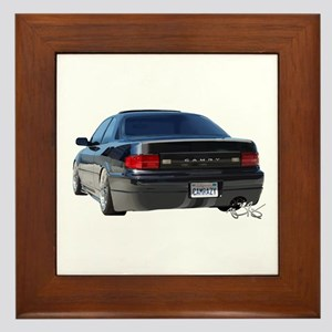 Gen 3 Coupe rear shot Framed Tile