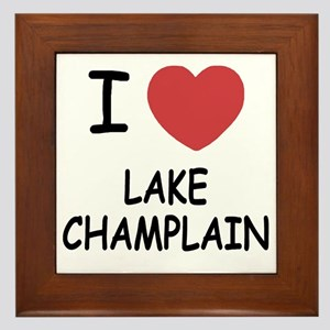 LAKE_CHAMPLAIN Framed Tile