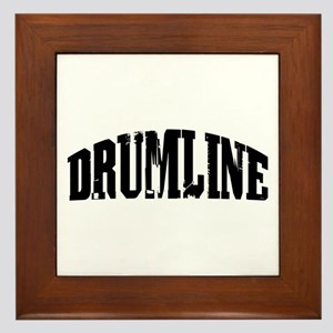 Drumline Framed Tile