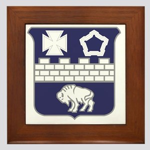17 Inf-dui Framed Tile