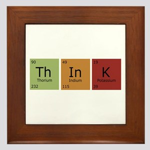 Think Framed Tile
