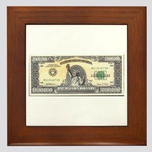 Million Dollar Framed Tile