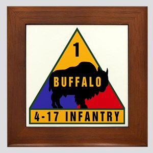 1AD_4-17_INFANTRY II Framed Tile