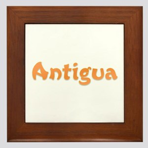 Antigua Framed Tile