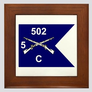 C Co. 5/502nd Framed Tile