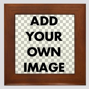 Custom Add Image Framed Tile