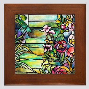 Robert Mellon House Framed Tile