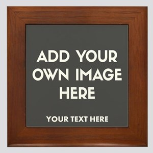 Add Your Own Image Framed Tile