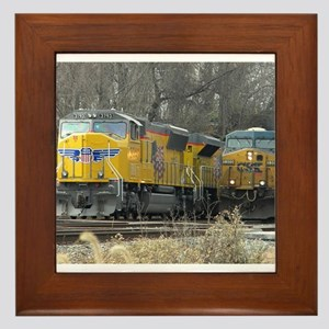 RailFans Framed Tile