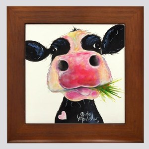 Nosey Cow ' HURLEY BURLEY ' by Shirley MacArthur F