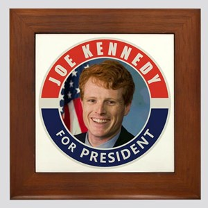 Joe Kennedy 2020 Framed Tile