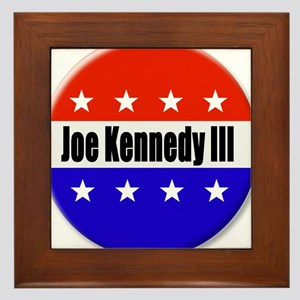 Joe Kennedy Framed Tile