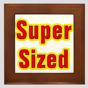 Super Sized Framed Tile