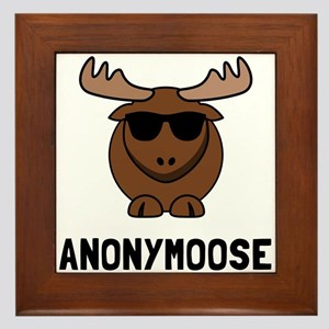 Anonymoose Framed Tile