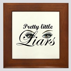 Pretty Little Liars Framed Tile