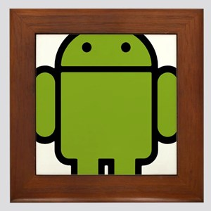 Android-Stroked-Black-New Framed Tile