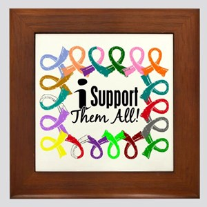 Cure All Cancer Wall Art - CafePress