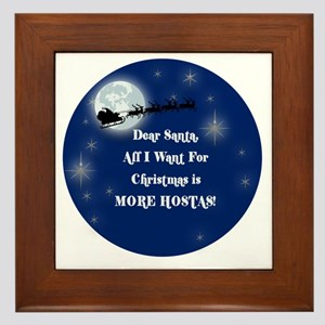 All I Want For Christmas Is A Hippopotamus.I Want A Hippopotamus For Christmas Wall Art Cafepress