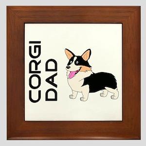 3fd55b0a0 Corgi Dad Wall Art - CafePress