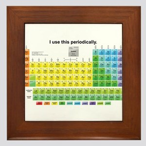 Periodically Framed Tile