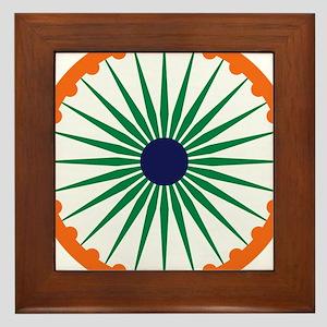 Indian Flag Ashoka Chakra Wall Art Cafepress
