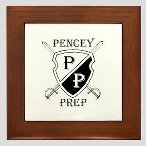 Pencey Prep Framed Tile