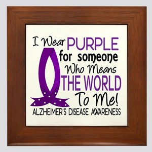 Means World To Me 1 Alzheimer's Disease Shirts Fra