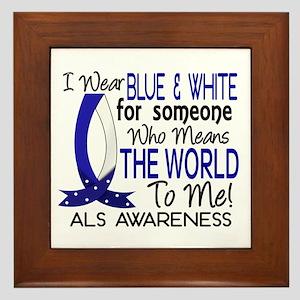 Means World To Me 1 ALS Shirts Framed Tile