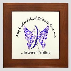 ALS Butterfly 6.1 Framed Tile