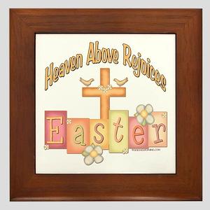 Easter Religion Framed Tile