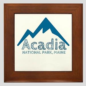 Acadia Framed Tile