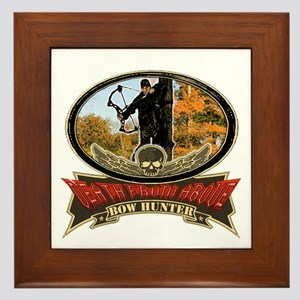 Death from above t-shirts and Framed Tile