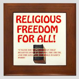 RELIGIOUSTOL Framed Tile