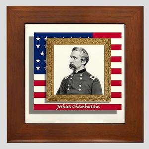 Chamberlain in Frame Framed Tile