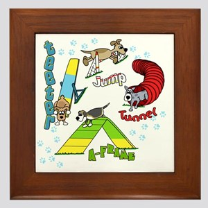agilityfun Framed Tile