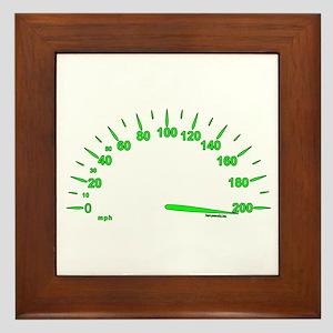Speed Framed Tile