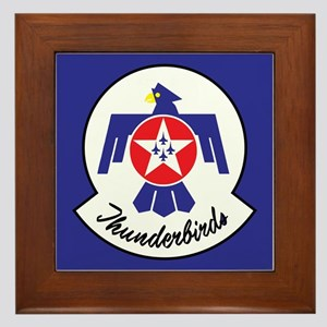 U.S. Air Force Thunderbirds Framed Tile