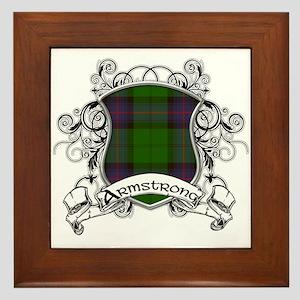 Armstrong Tartan Shield Framed Tile