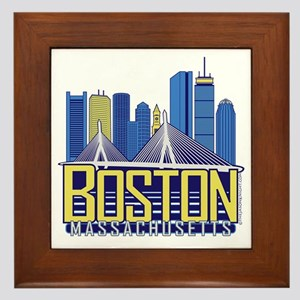 Boston Framed Tile