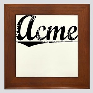 Acme, Vintage Framed Tile