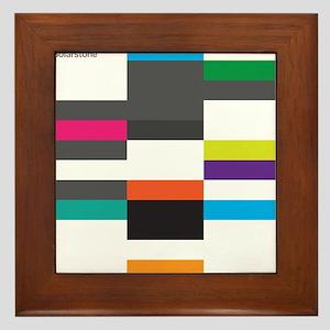 Solarstone 'Pure' Cover Art Framed Tile
