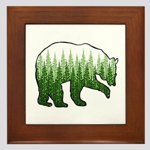 FOREST Framed Tile